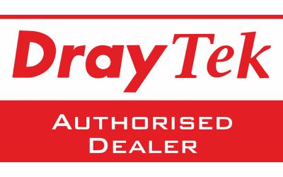 SBS IT Ltd are now DrayTek Authorised Dealers