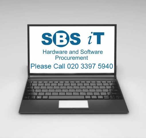 hardware and software procurement SBS IT Ltd